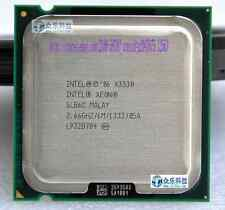 Intel Xeon Quad Core X3330 2.66GHZ / 6M / 1333FSB CPU / Processor
