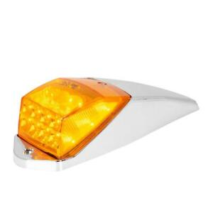 **USED**- External LED Cabin Roof Lamp - Wedge Shape (Amber) USA STYLE