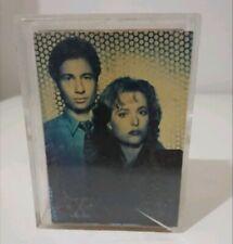 X-files 1995 Trading Card Set