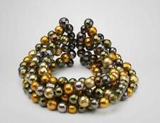 pyrite bead necklace Bottega Veneta Scarabee