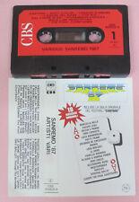 MC SANREMO 87 COMPILATION FAUSTO LEALI FIORELLA MANNOIA LE ORME no cd lp dvd*vhs