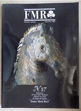 FMR RIVISTA FRANCO MARIA RICCI N. 57 ANNO 1987 - A5