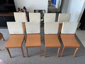 Ligne Roset Finn chairs