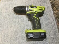 Ryobi 24v Drill With Battery(charger Not Included)