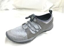 Merrell J95154 Womens 10.5 Siren Guided Moc Jersey Q2 Grey Sneakers Tennis Shoe