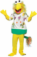 Morris Costume Adult Unisex Fraggle Rock Wembly Complete Outfit One Size. GC4661