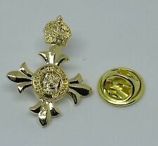 OBE, Order of the British Empire MOD licensed lapel pin badge