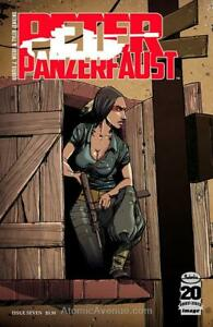 Peter Panzerfaust #7 VF/NM; Image   save on shipping - details inside