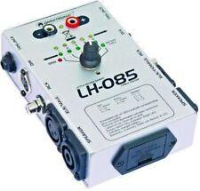 Universal OMNITRONIC LH-085 Kabeltester für XLR Speaker Klinke Cinch DIN Steckv.