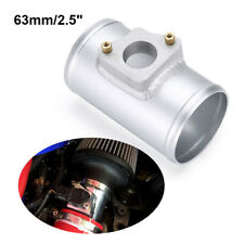Air Intake Meter Mount Base-Air Flow Sensor Adapter for Toyota Mazda(63mm)