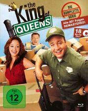 Gesamtbox THE KING OF QUEENS - KING BOX 207 Folgen KOMPLETTE TV-SERIE 18 BLU-RAY