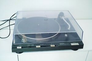 Technics SL-D3 Plattenspieler mit Audio Technica AT13EaV