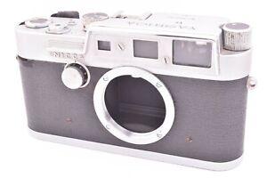 YASHICA YF Leica Screw Mount Rangefinder RF LTM M39 Camera Body #493661