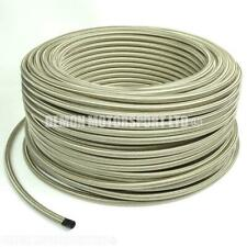 Stainless Braided Fuel Oil Hose (Select Size and Length) Demon Motorsport