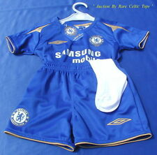 Umbro Chelsea Home Football Shirts (English Clubs)