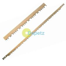Raker Teeth Tooth Bow Saw Blades 21In 530mm Wet Wood For Green/Wet Wood