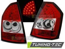 FANALI POSTERIORI CHRYSLER 300C/300 09-10 RED WHITE LED LOOK*2037