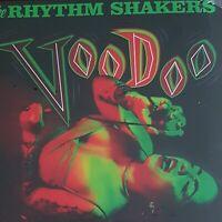 RHYTHM SHAKERS Voodoo CD - NEW & Sealed - 50s style Female Rockabilly - WILD