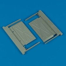 QUICKBOOST QB32091 Intake Covers (B) for Trumpeter® Kit MiG-29A Fulcrum in 1:32