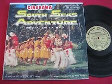 EXOTICA LP - SOUTH SEAS ADVENTURE - ORIGINAL SOUNDTRACK - ALEX NORTH - AFLP 1899