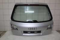 Heckklappe Tailgate Heckscheibe Dachspoiler Audi A6 S6 RS6 4F Silber LY7W