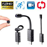 Mini HD Police Body Camera DVR 1280x960 KJB DVR0071 Hidden Webcam Covert Cam