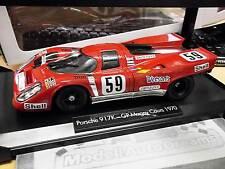 Porsche 917 K racing Magny cours du David piper #59 1970 NOREV 1/1000 s-prix 1:18