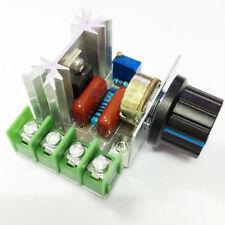 Elektronischer Regler Dimmgeschwindigkeit Temperatur Schaltungen 2000W SCR