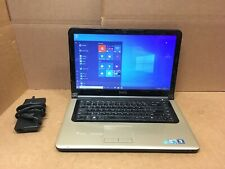 Dell Studio 1569 Laptop i5  2.27GHz 500GB HDD 4GB Ram Windows 10 ATI HD 4500