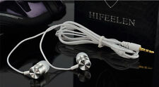 3.5mm Jack Mobile Phone Headsets with Noise Cancellation