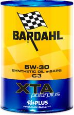 LT 5 OLIO MOTORE BARDAHL XTA 5W30 C3 polarplus SYNTETHIC OIL mSAPS BMW LONGLIFE