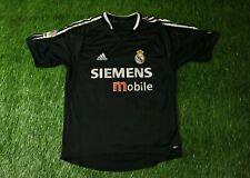REAL MADRID SPAIN 2004-2005 FOOTBALL SHIRT JERSEY AWAY ADIDAS ORIGINAL SIZE S