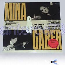MINA & GIORGIO GABER RARO LP VINILE PICTURE DISC 500COP