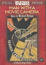 MAN WITH A MOVIE CAMERA NEW DVD