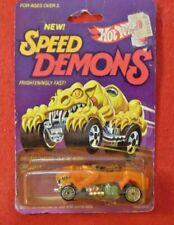 1986 Hot Wheels Speed Demon Gargoyle #2058 SEALED BUT PACKAGING NOT MINT RARE