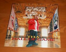 E40 Tha Hall of Game Poster 2-Sided Flat Square 1996 Promo 12x12 RARE