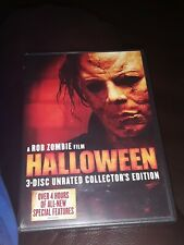 Halloween (DVD, 2008, 3-Disc Set, Collectors Edition)