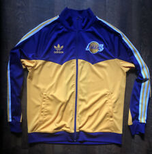 Adidas Los Angeles Lakers Originals Jacket - Men's L