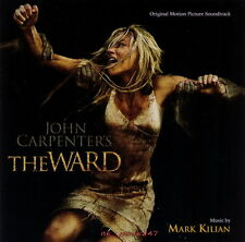 John Carpenter's The Ward - Original Soundtrack [2011] | Mark Kilian | CD