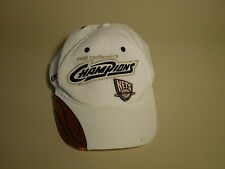 NEW JERSEY NETS 2002 CONFERENCE CHAMPIONS HAT NBA PRODUCT BY REEBOX TAIWAN