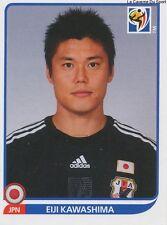 N°374 EIJI KAWASHIMA # JAPAN STICKER PANINI WORLD CUP SOUTH AFRICA 2010