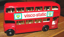 MATCHBOX LESNEY #5 4RW ROUTEMASTER LONDON BUS 1965 MADE IN ENGLAND