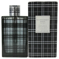 Burberry Brit Aftershave Spray for Men 3.3 oz New In Box