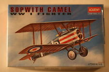 U.K. Sopwith Camel 2F.I, 1/72 WWI Airplane Model Kit