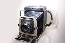 4X5 Graflex Super Speed Graphic 135 f4.5-Optar, Untested, Missing Battery Cover
