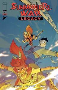 Summoners War Legacy #6   Select Covers   Image Comics 9/22