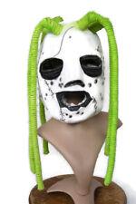 Slipknot Corey Taylor style IOWA Latex Dreadlock MASK Dreadlock halloween props