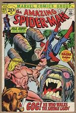 Amazing Spider-Man #103 - Kraven Kazar Zabu 1st App Gog - 1971 - (Grade 7.0) WH