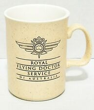 Royal Flying Doctor Service Of Australia Coffee Tea Mug Sandalwood Pottery