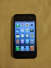 Apple iPhone 3GS 8GB Black A1303
